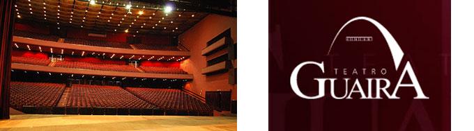 Teatro Guaíra Curitiba